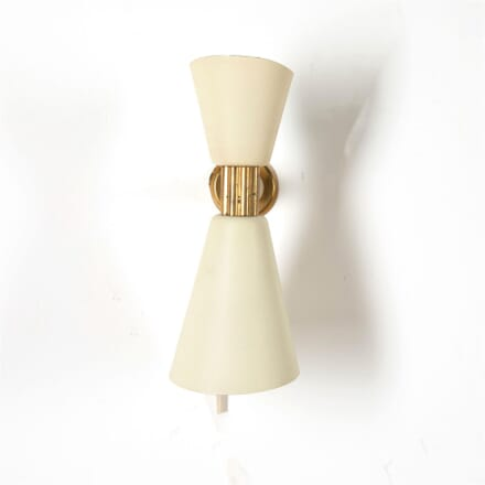 Italian 1960's Diabolo Wall Light LW2862060