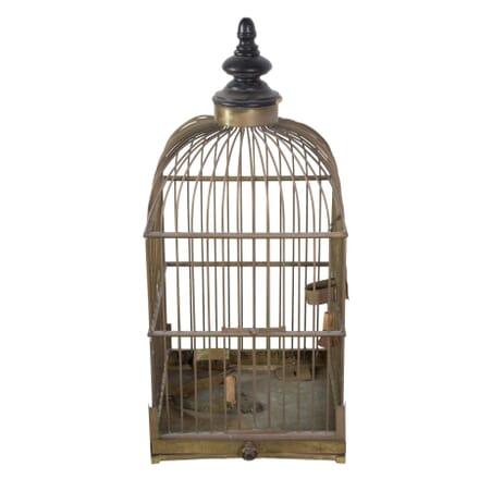 Brass Birdcage DA108225