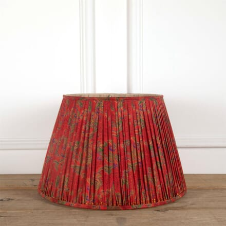 50cm Red Lampshade LS6661363
