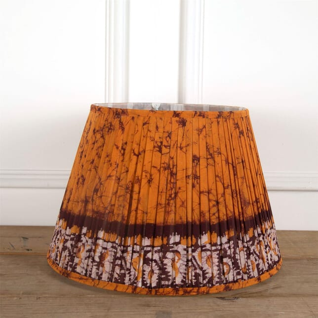 50cm Orange Lampshade LS6661358