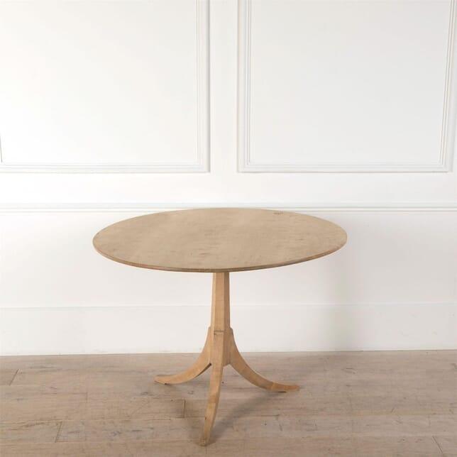 19th Century Swedish Birch Tilt Table TS6061443