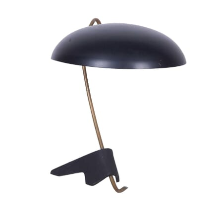 1950s Black French Table Light LT5759892