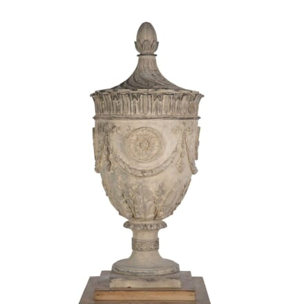 19th Century Coade Stone Urn GA235203