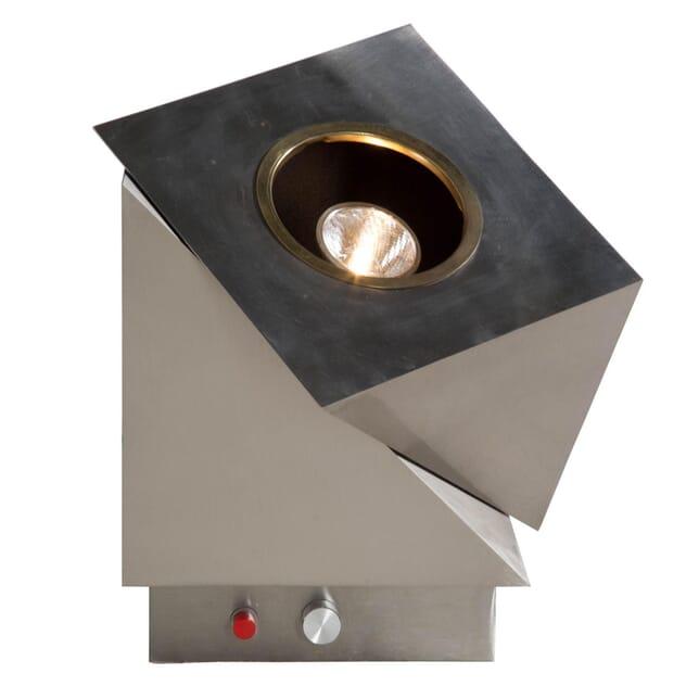 1970s Italian Cube Floor Lamp LF229468