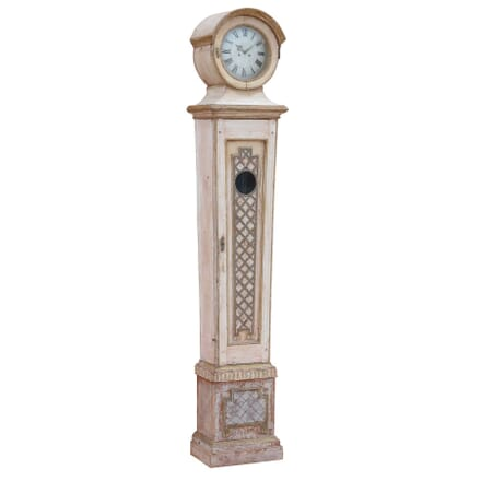 18th Century Cream Swedish Mora Clock DA127501
