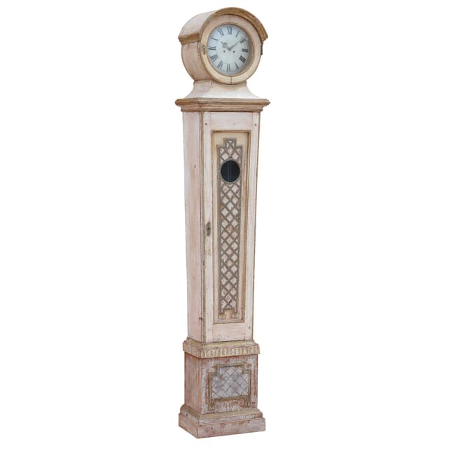 18th Century Cream Swedish Mora Clock DA127501