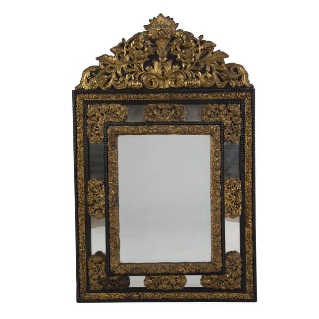 Franco Flemish Repousse Mirror MI165162
