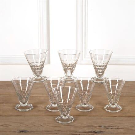 Art Deco French Bistro Glasses DA587345