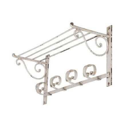 Painted Iron Coat Rack OF203848