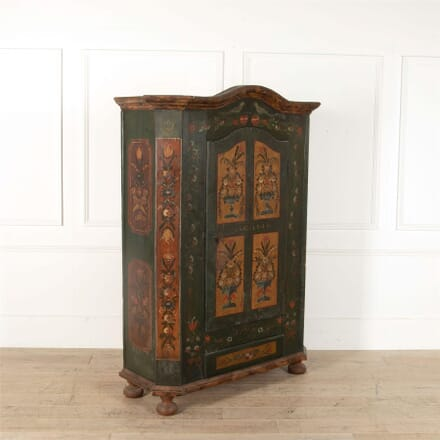 Austrian Marriage Armoire CU0462606