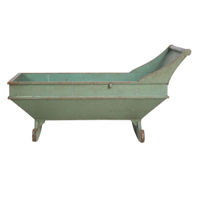Large 19th Century Cradle GA1512260