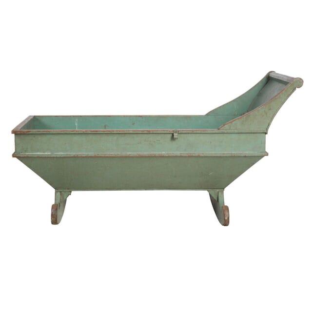 Large 19th Century Cradle GA1512260