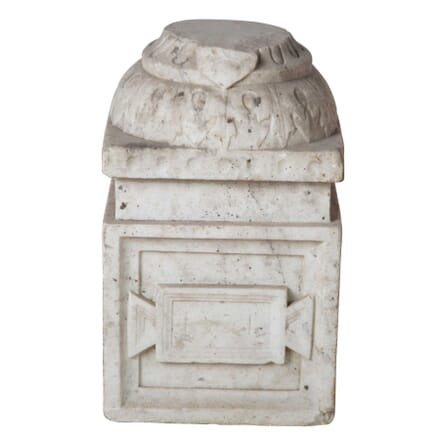 Renaissance Period Stone Column Base DA5457945