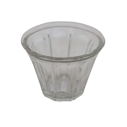 French Cone Shaped Glass Jam Jar DA4454966