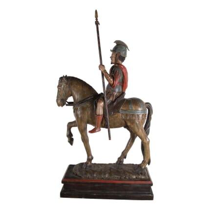 17th Century Equestrian Figure DA4753887