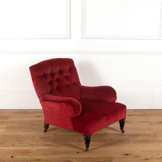 19th Century Howard Style Armchair CH2361974