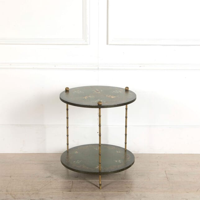 Round Painted Table TC5261343