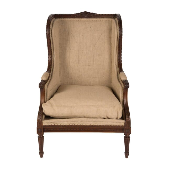 Louis XVI Revival Bergere CH1558982