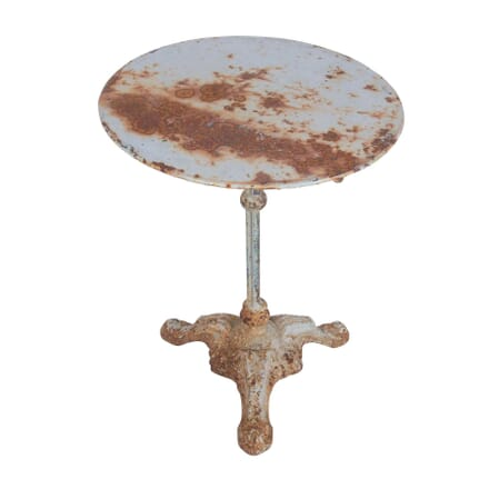 Verdigris Garden Bistro Table GA7159817