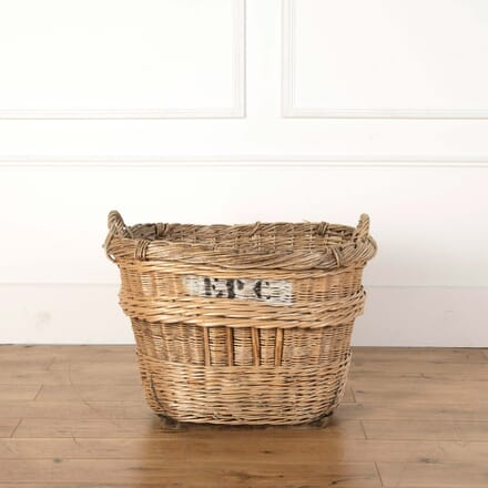 Vintage Champagne Basket DA518558