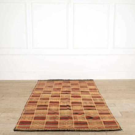 Vintage Moroccan Wool Kilim RT998160