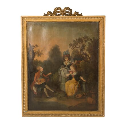 19th Century Oil Painting WD3757074