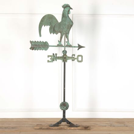 Weathervane with Verdigris GA558674