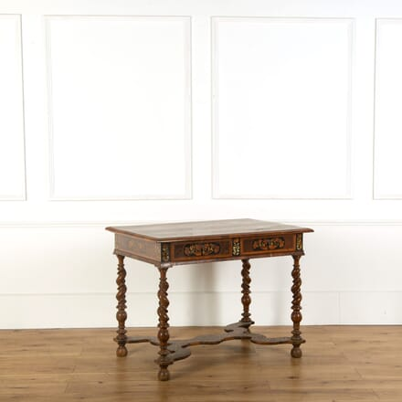 William and Mary Table TC278873